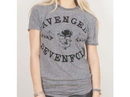 Tričko Avenged Sevenfold (Veľkosť XXL)