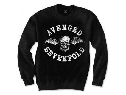 Pánska mikina Avenged Sevenfold Death Bat (Veľkosť XXL)