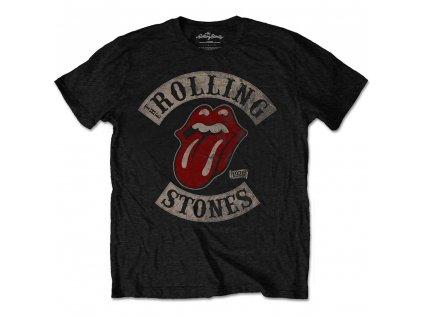 Pánske tričko The Rolling Stones Tour 78 (Veľkosť XXL)