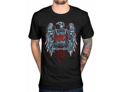 Pánske tričko Slayer Ammunition (Veľkosť XXL)