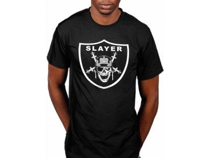 Pánske tričko Slayer Slayders (Veľkosť XXL)