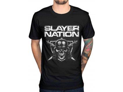 Pánske tričko Slayer Nation (Veľkosť XXL)