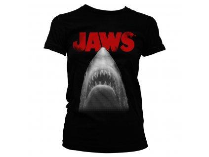 Dámske tričko Jaws Poster