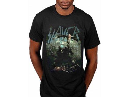 Pánske tričko Slayer Soldier Cross (Veľkosť XXL)