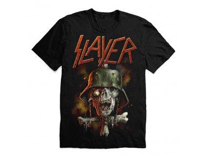 Pánske tričko Slayer Skull (Veľkosť XXL)