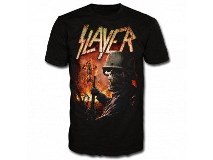 Pánske tričko Slayer Torch (Veľkosť XXL)