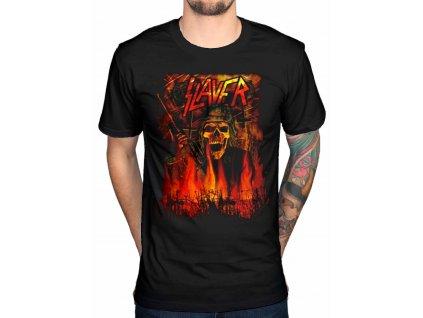 Pánske tričko Slayer Wehrmacht (Veľkosť XXL)