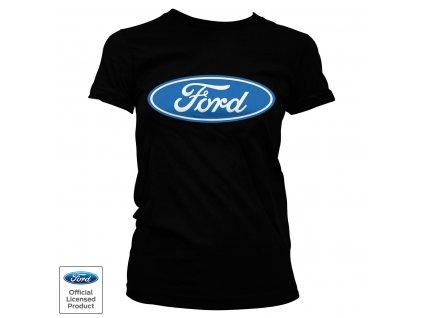 Dámske tričko Ford Logo