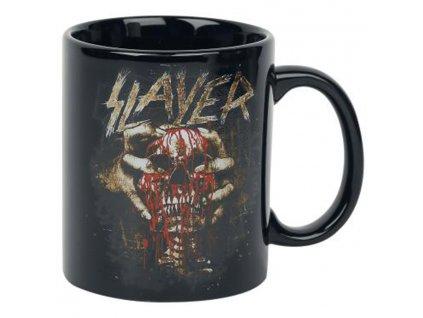 Hrnček Slayer Skull Clench
