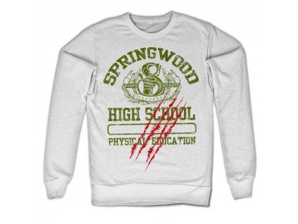 Pánska mikina Springwood High School