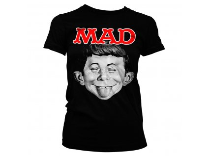Dámske tričko MAD - Alfred