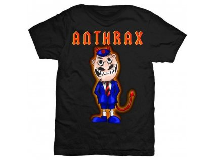 Pánske tričko Anthrax TNT Cover (Veľkosť XXL)