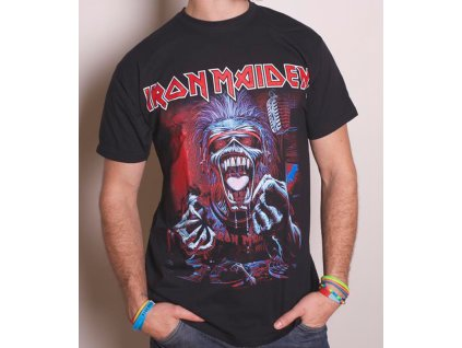 Pánske tričko Iron Maiden A Read Dead One (Veľkosť XXL)