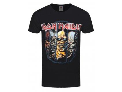 Pánske tričko Iron Maiden Eddie Evolution