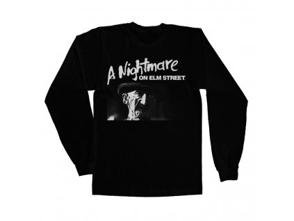 A Nightmare On Elm Street Long Sleeve Tee