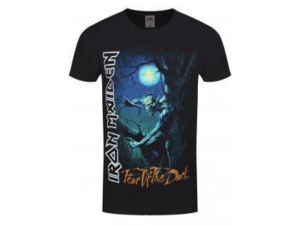 Pánske tričko Iron Maiden Fear of the Dark Tree Sprite