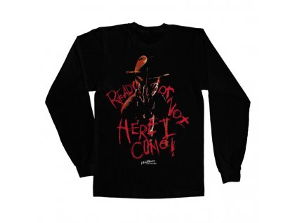 A Nightmare On Elm Street - Here I Come Long Sleeve Tee