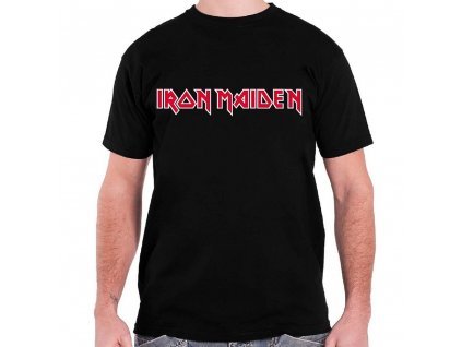 Pánske tričko Iron Maiden Classic (Veľkosť XXL)