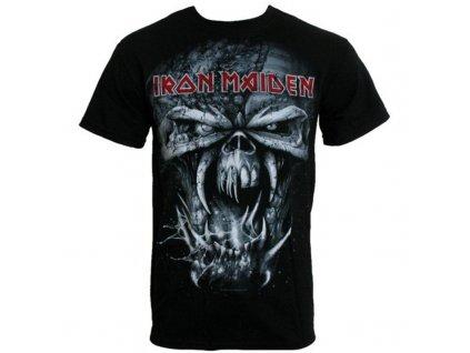 Pánske tričko Iron Maiden Frontier Eddie (Veľkosť M)