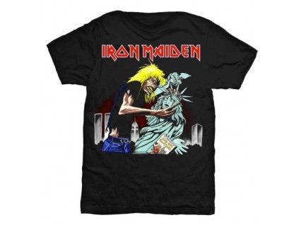Pánske tričko Iron Maiden New York (Veľkosť XXL)