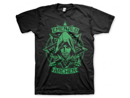 Pánske tričko Arrow Emerald Archer