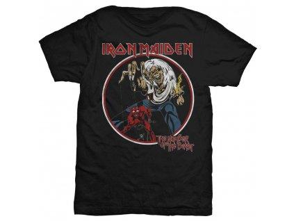 Pánske tričko Iron Maiden Number of the Beast (Veľkosť XXL)