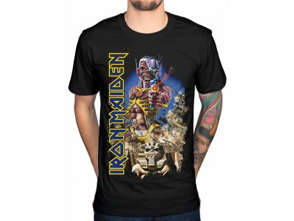 Summer Fashion Iron Maiden Somewhere Back In Time T Shirt Fear Of The Dark Seventh Son.jpg 640x640