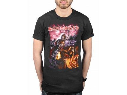 Pánske tričko Iron Maiden Transylvania (Veľkosť XXL)