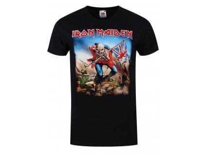 Pánske tričko Iron Maiden Trooper