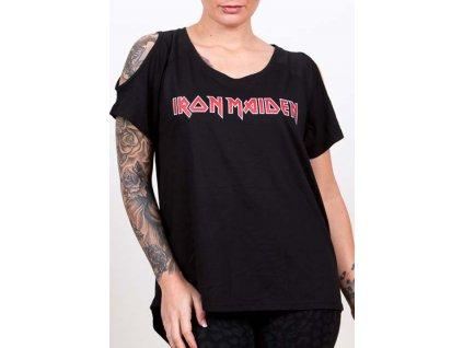 Dámske tričko Iron Maiden (Veľkosť XL)