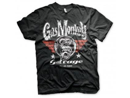 Pánske tričko Gas Monkey Garage Flying High