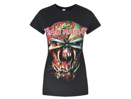 Dámske tričko Iron Maiden Final Frontier