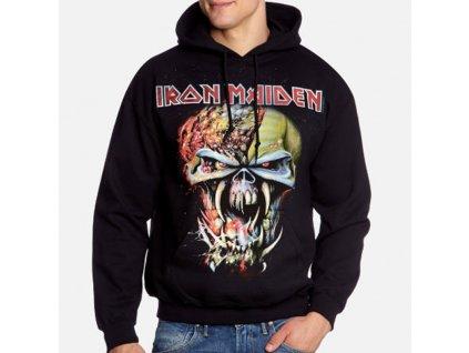 Pánska mikina Iron Maiden (Veľkosť XXL)