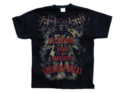 Pánske tričko Bandolero