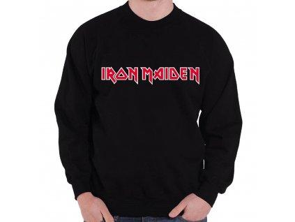 Pánska mikina Iron Maiden Classic (Veľkosť XXL)