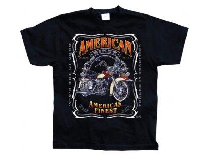 Pánske tričko Americas Finest Motorcycles