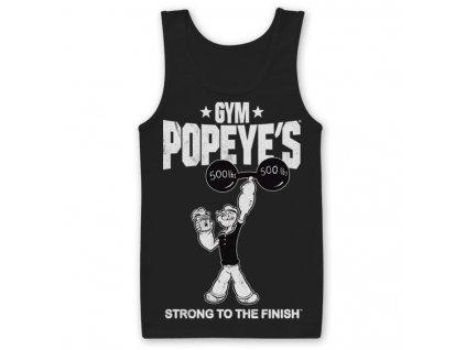 Pánske tielko Popeye´s Gym