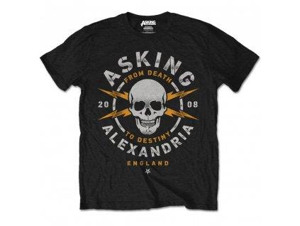 Pánske tričko Asking Alexadria Danger (Veľkosť XXL)