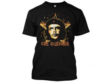 Pánske tričko Che Guevara In Flames