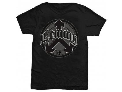 Pánske tričko Lemmy Kilmister Arrow (Veľkosť XXL)