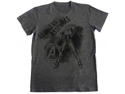 Tinted Iron Man T-Shirt