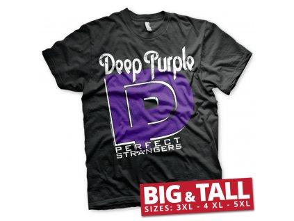 Pánske tričko Deep Purple Perfect Strangers Big & Tall