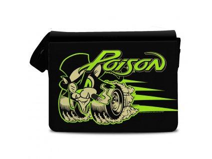Poison Messenger Bag