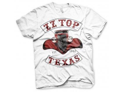 Pánske tričko ZZ Top Texas 1962