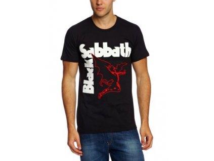 Pánske tričko Black Sabbath Angel (Veľkosť XXL)
