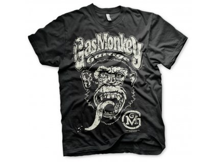 Pánske tričko Gas Monkey Garage Big Brand Logo