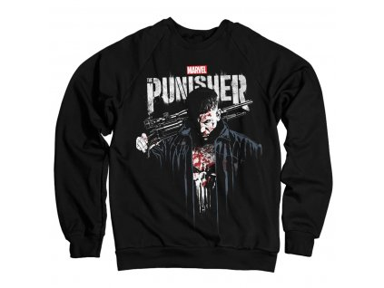 Pánska mikina The Punisher Blood