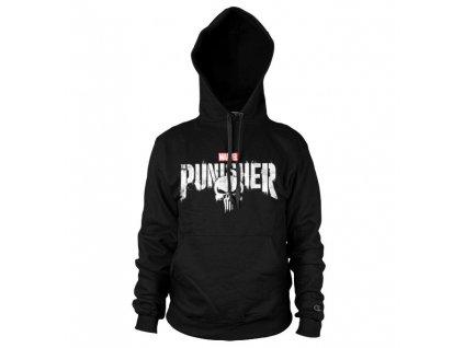 Pánska mikina The Punisher Distressed Logo