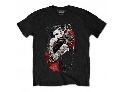 Pánske tričko Black Veil Brides INFERNO (Veľkosť XXL)