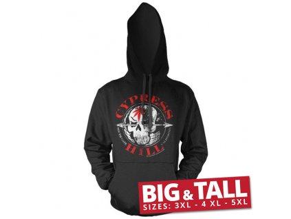Pánska mikina Cypress Hill South Gate - California Big & Tall
